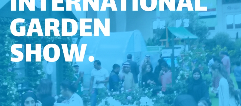 2017 Bahrain International Garden Show